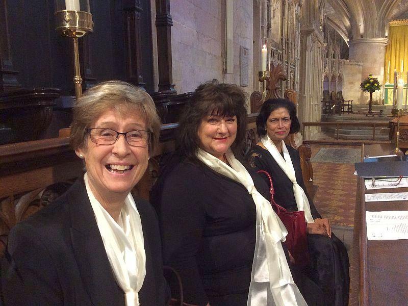 Pershore Town Choir